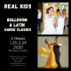 Real Kids Ballroom and Latin Dance Classes