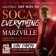 Soca vs Everything hosted by Soca Sensation MARZVILLE | Thanksgiving Weekend | Ladies FREE Before 5pm with RSVP