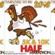 2018 Thanksgiving Day Run Half-Marathon/10K/5K/1 Mile Run