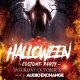 Halloween Party at Tin Roof