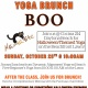 Yoga Brunch - Halloween Themed
