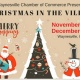 Christmas in the Village in Waynesville, Ohio