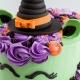 Halloween Unicorn Cake Class