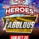 #1 Vegas Halloween Party - Drais Rooftop Nightclub