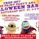 Kids Halloween Paint and Halloween Bash