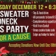 Ugly Sweater & Redneck Christmas Party at The Landing
