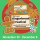 10th Annual Gingerbread House Festival