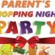 PMA Cranston Christmas Party - Parent's Night Out