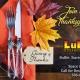 LuLu's Thanksgiving Buffet