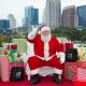 Santa on the Terrace