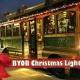 BYOB Holiday Trolley Crawl & Lights Tour - Sunday 6:30PM-10:00PM