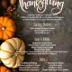 Thanksgiving Buffet - Shooters