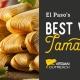 El Paso's Best Vegan Tamal