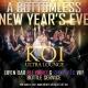Koi Las Vegas | Bottomless New Years Tickets