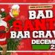 Bad Santa Bar Crawl - Fort Lauderdale