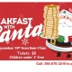 Breakfast with Santa at The Casements