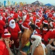 Surfing Santas Cocoa Beach 2018
