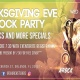 Thanksgiving Eve Block Party | $1 Drinks & More