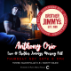 Anthony Orio Headlines at Brother Jimmy's Murray Hill