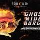 Ghost Rider Burger at Boulevard Burgers & Tap House