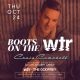 Boots on the WTR | Craig Campbell