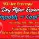The V-DAY After Experience 'Smooth & Cool'