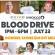 Blood Drive at Boulevard Burgers and Tap House