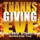 Thanksgiving Eve Bash at O'Brien's