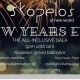 Skopelos New Years Eve Bash