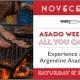 Asado Weekends at Novecento Brickell