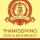 Thanksgiving Eggs & Kegs at 7venth Sun