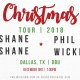 PHIL WICKHAM / SHANE & SHANE CHRISTMAS TOUR @ DBU - Dallas, TX