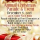 City of Balch Springs Christmas Parade & Event