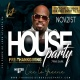House Party (Pre-Thanksgiving)