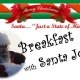 Breakfast with Santa John