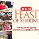 H‑E‑B Feast of Sharing