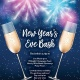 Second Annual Sips Wine Bar New Year's Eve Bash