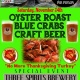 OYSTERS - CRABS - BEER (Special Event)