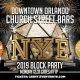 Church St. Bars NYE 2019 Block Party | Fireworks & Iconic Orange Ball Drop