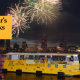 Pirate Water Taxi NYE Fireworks Cruise