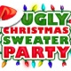 Young Adults Ugly Sweater Christmas Party