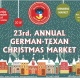 23rd Annual German Texan Christmas Market by GTHS