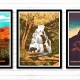 National Parks Poster Show at Mondo