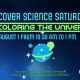 Discover Science Saturday: Recoloring the Universe