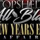 TopShelf All Black New Years Eve Affair