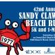 The Sandy Claws Beach Run 5K and 1-Mile Fun Run