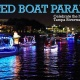 Downtown Tampa Holiday Lights Boat Parade of Lights