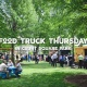 Food Truck Thursday in Court Square