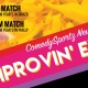 ComedySportz New Year's Improvin' Eve 2019