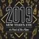 New Year's Eve 2019 at Howl at the Moon Philadelphia!